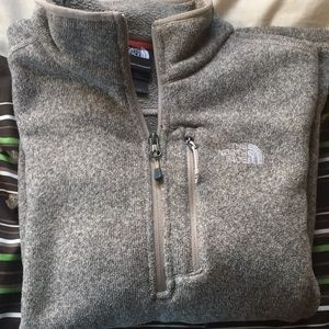Other - North Face half Zip